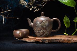tea set, teapot, still life photography