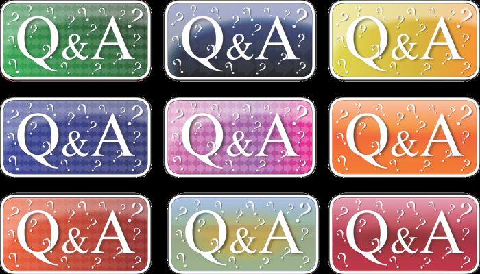 q a, question, help